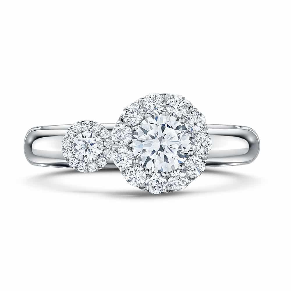 Andrew Geoghegan Engagement Rings