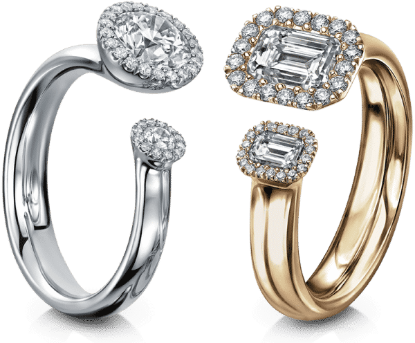 satellite diamond collection