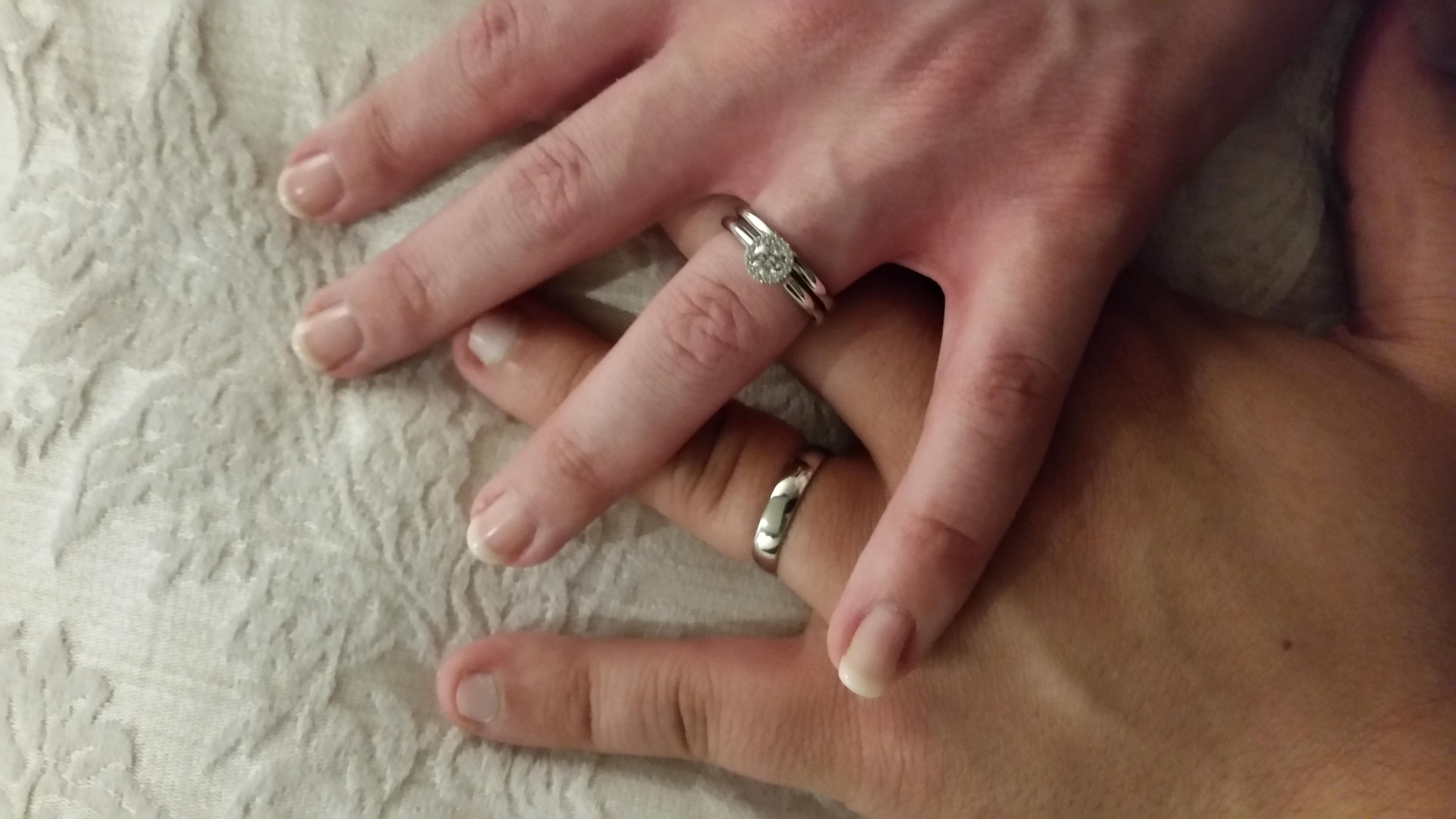 Becky rings